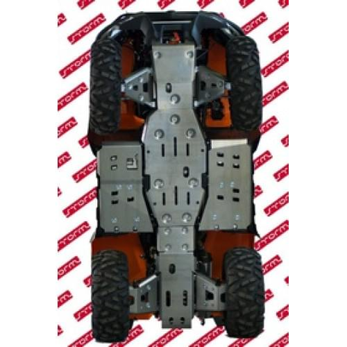 Комплект защиты (4мм) для Stels 600GT/700GT/800GTmax/ 800GTmax EFI