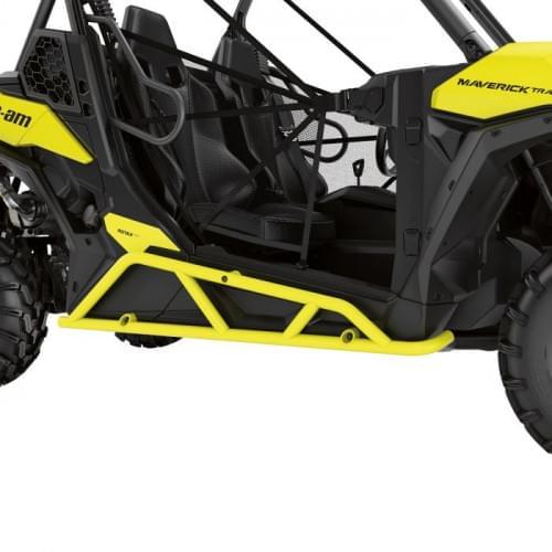 Защита порогов (жёлтая) для Can am Maverick Trail/Sport 715005228