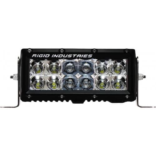 6″ E-Серия (12 светодиодов) Комбинированный свет- Янтарный цвет свечения